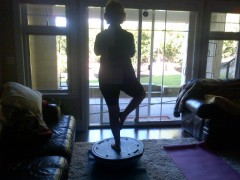 I enjoy my workouts at home with Connie. The convenience is great and its peaceful.